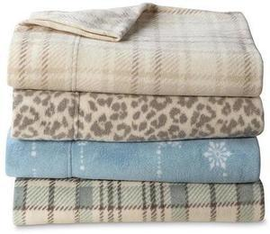 Cannon Fleece Sheet Set