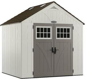 Craftsman 65007 8' x 7' Resin Storage Building
