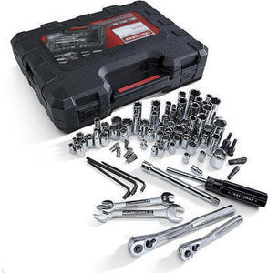Craftsman 108 piece Mechanics Tools Set