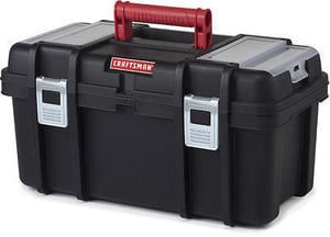 Craftsman 19 Inch Tool Box with Tray