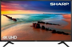"Sharp 60""  LED 2160p Smart 4K Ultra HD TV"