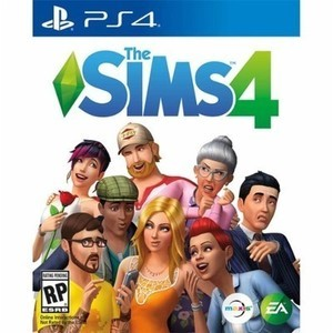 The Sims 4 PlayStation 4