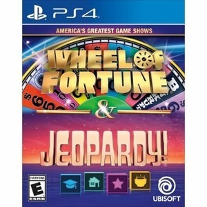 America's Greatest Game Shows: Wheel of Fortune & Jeopardy (PS4)