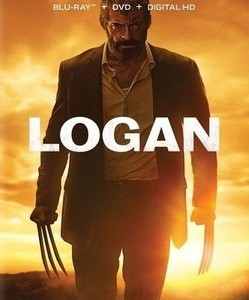 Logan Blu-ray + DVD + Digital