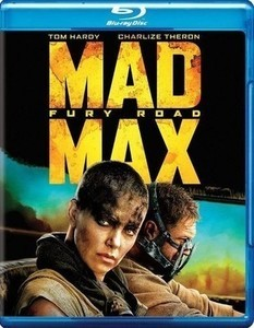 Mad Max: Fury Road Blu-ray/DVD
