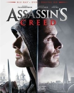 Assassin's Creed [w Digital Copy] [Blu-ray/DVD] [2016]