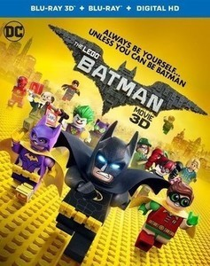 The LEGO Batman Movie [Blu-ray/Blu-ray 3D]