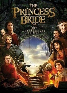 The Princess Bride [30th Anniversary Edition] [DVD] [1987]