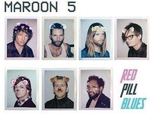 Maroon 5 Red Pill Blues CD