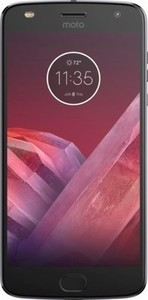 Motorola - Moto Z2 Play 4G LTE with 32GB Memory Cell Phone  (Verizon)