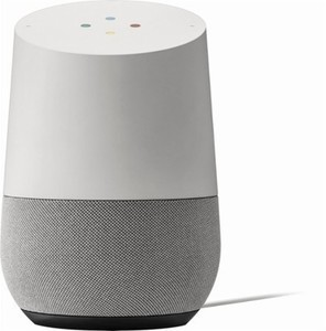 White or Slate Google Home