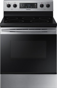 Samsung 5.9 Cu. Ft. Stainless Steel Freestanding Electric Range