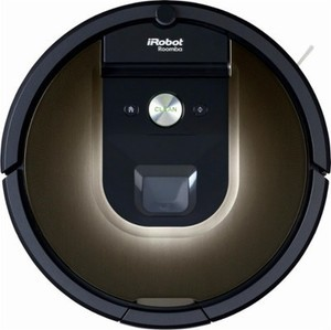 iRobot Roomba 980 App-Controlled Self-Charging Robot Vacuum