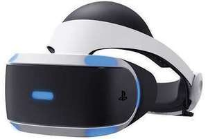PlayStation VR headset powered by PS4
