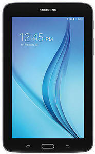 "Samsung Galaxy Tab E Lite WiFi Tablet, 7"" Screen, 1GB Memory, 8GB"