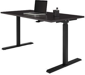 Realspace Magellan Pneumatic Stand Up Height-Adjustable Desk