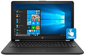 "HP 15-bs194od Laptop, 15.6"" Touch Screen, 8th Gen Intel Core i7, 12GB Memory, 1TB Hard Drive"