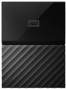 WD Portable External Hard Drive, 4TB, USB 2.0/3.0