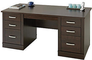 Sauder Office Port Executive Desk