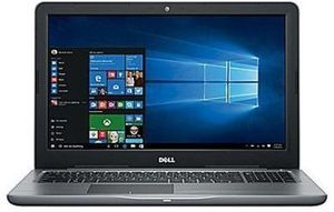 "Dell 15.6"" Laptop (Intel i5, 256 GB SSD, 8 GB, Windows 10)"