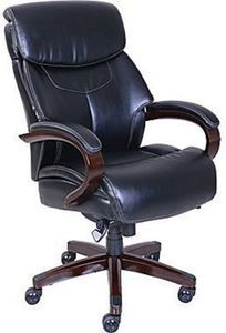 La-Z-Boy Bradley Leather Executive Office Chair
