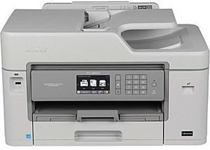 Brother Business Smart Plus Wireless Color Inkjet All-In-One Printer w INKvestment