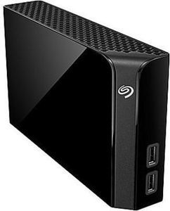 Seagate Backup Plus Hub 6TB USB 3.0 Desktop Hard Drive