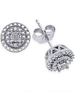 1/10 ct. tw Diamond Stud Earrings with $50+ Purchase
