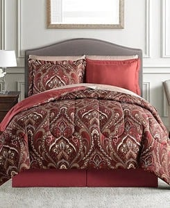 Norfolk Reversible Comforter Sets