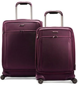 Silhouette XV Softside Expandable Spinner Luggage