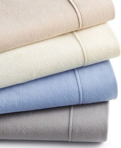 Martha Stewart Fleece Sheet Sets