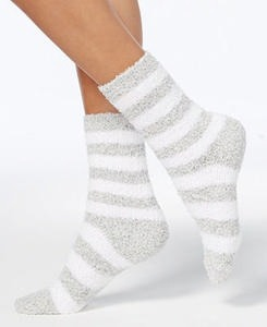 Women's Marled Stripe Butter Socks