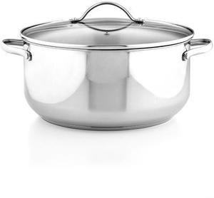 Tools of the Trade Stainless Steel 8 Qt. Casserole with Lid After Rebate