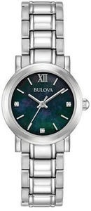 Women's Diamond Dress Diamond-Accent Stainless Steel Bracelet Watch 26mm, A Macy's Exclusive Style
