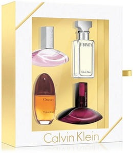 4-Pc. Calvin Klein For Her Gift Set