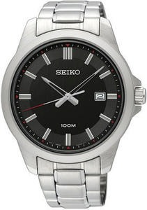 Seiko Men's Special Value Stainless Steel Bracelet Watch 42mm