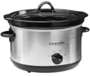 Crock-Pot The Original Slow Cooker 5 qt Box