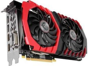 MSI Radeon RX 580 DirectX 12 RX 580 GAMING X 4G 4GB 256-Bit GDDR5 PCI Express 3.0 x16 HDCP Ready CrossFireX Support Video Card