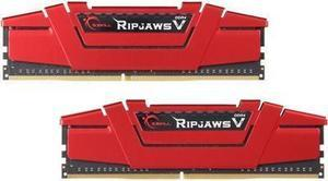 G.SKILL Ripjaws V Series 8GB (2 x 4GB) Desktop Memory