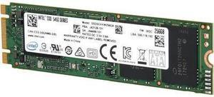 Intel 545s Series M.2 256GB SATA III 64-Layer 3D NAND TLC Internal Solid State Drive (SSD)