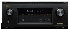 Denon AVR-X2300W 7.2 Channel Full 4K Ultra HD A/V Receiver