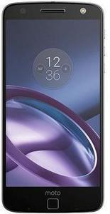 Moto Z 64GB Lunar Gray Unlocked Smartphone