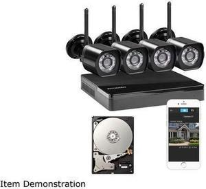 Zmodo HD Wireless Surveillance System