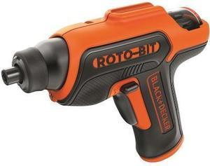 BLACK & DECKER Roto-BIT Lithium Ion (Li-ion) Cordless Screwdriver