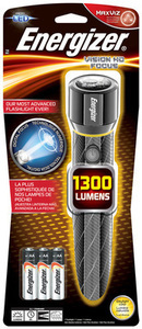 Energizer Alkaline Vision HD Performance Handheld Flashlight