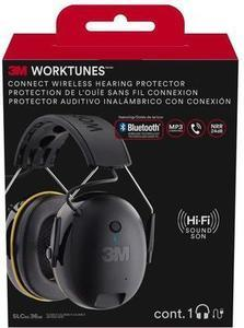 3M WorkTunes Connect Wireless Ear Muff with Bluetooth