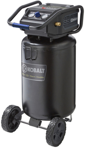 Kobalt 20-Gallon Portable Electric Vertical Air Compressor