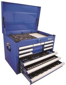 Kobalt 347-pc. Standard and Metric Mechanic's Tool Set