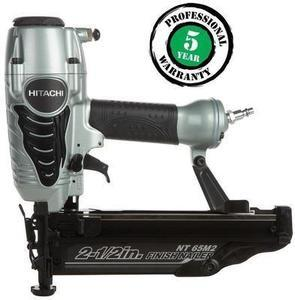 Hitachi 2.5-in 16-Gauge Finish Nailer