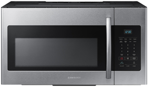 Samsung 1.6-cu ft Over-the-Range Microwave 29.875-in